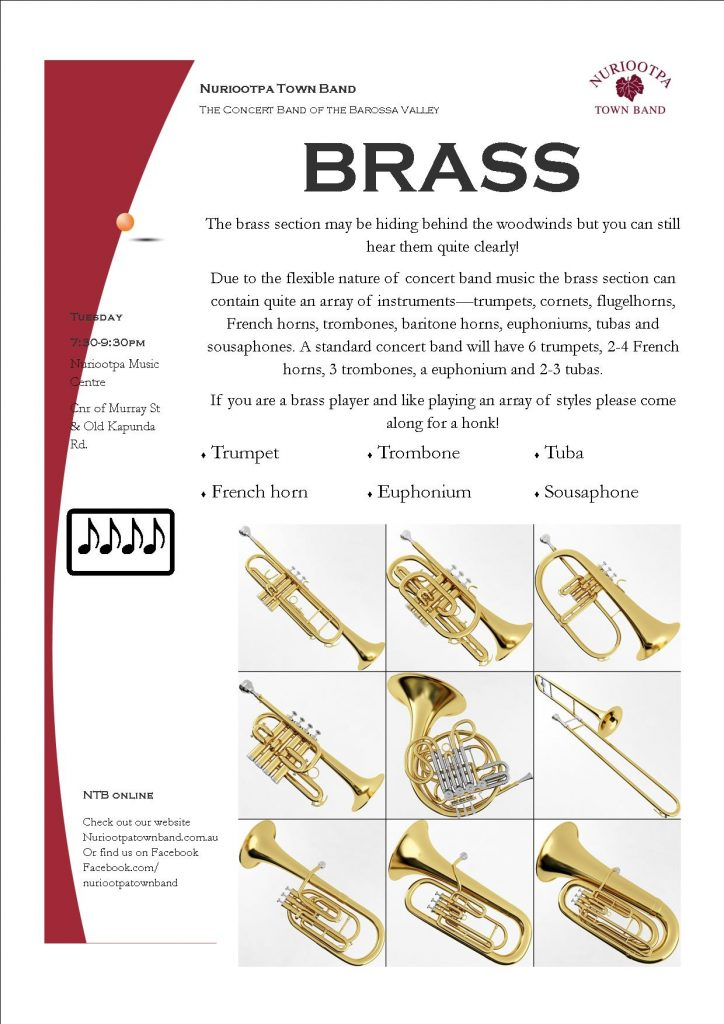 Membership Monday Brass